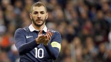 Nueva pelea: Benzema discutió con el presidente de la Federación Francesa