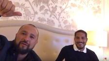 El video de Paolo Guerrero previo al fallo del Tribunal Federal Suizo