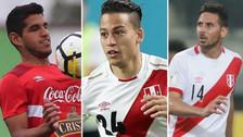 El equipo ideal de los jugadores peruanos que no irán al Mundial Rusia 2018