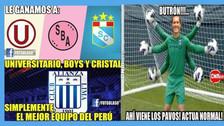 Sporting Cristal no se salvó de los memes tras perder ante Alianza Lima