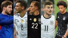 A 15 días del Mundial: los 15 jugadores debutantes en Alemania