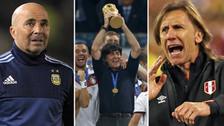 Los 15 entrenadores mejor pagados en el Mundial Rusia 2018