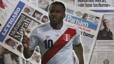 Así reaccionó la prensa francesa tras nuevo triunfo de la Selección Peruana