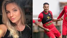 Paolo Guerrero: ¿Thaísa Leal viajará a Rusia para alentar a la Selección Peruana?