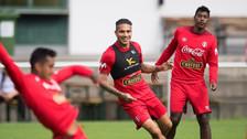 10 fotos de la vuelta de Paolo Guerrero a los entrenamientos de Perú