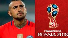 Arturo Vidal dio su favorito para ganar el Mundial Rusia 2018