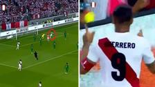 ¡Llegó el capitán! Paolo Guerrero anotó tras su regreso a la Selección Peruana