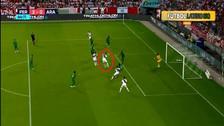 Paolo Guerrero anotó un golazo de cabeza para sellar su doblete
