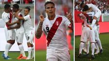 ¡Invencibles! La gran racha de partidos sin perder de la Selección Peruana