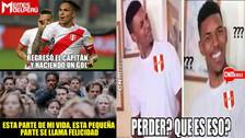La Selección Peruana es protagonista de los memes tras derrotar a Arabia