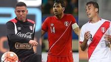 Sergio Peña y el once ideal de jugadores peruanos que no irán al Mundial