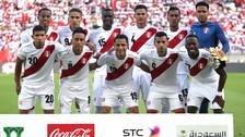 Más unidos que nunca: así fue la celebración de Perú en el vestuario