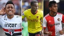 Los jugadores peruanos que cambiarían de equipo tras el Mundial Rusia 2018