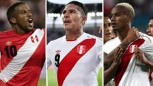 ¡Listos para Rusia! Estos son los 23 convocados de Perú que jugarán el Mundial