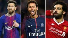 Los 10 jugadores más caros ante un posible traspaso después del Mundial