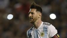 Artista argentina dibujó a Lionel Messi usando 6 mil broches de pelo