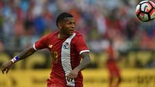 El panameño 'Chiquitín' Quintero se lesionó y se pierde el Mundial