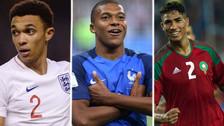 Los jugadores más jóvenes que estarán en el Mundial Rusia 2018