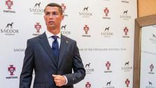 Todo listo: Portugal se probó el terno que usará en el Mundial Rusia 2018