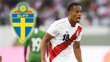 Entrenador de Suecia comparó a la Selección Peruana con Corea del Sur