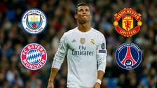 Cristiano Ronaldo abandonaría el Real Madrid al final de la temporada