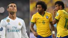 Marcelo defendió a Neymar: