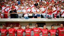 Perú entre los 10 países que compraron más entradas para el Mundial