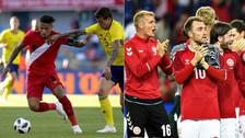 La racha positiva que comparten Perú y Dinamarca antes del Mundial