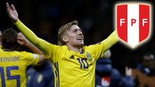 Figura sueca vale más que todo el once titular de la Selección Peruana