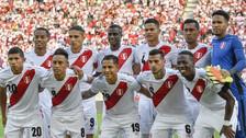 El once de la Selección Peruana para enfrentar a Suecia previo al Mundial