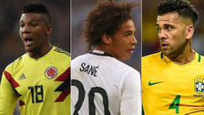 Por lesión o desconvocatoria: los cracks que no estarán en Rusia 2018