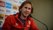 Ricardo Gareca bromeó en conferencia de prensa