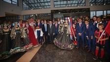 Hotel Sheraton de Rusia recibió a la delegación de la Selección Peruana
