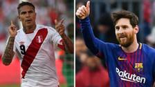 Por recomendación de Messi: Sevilla buscaría contratar a Paolo Guerrero