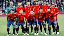 ¿Se pierde el debut? Estrella de España se retiró de los entrenamientos