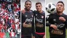 Las mejores imágenes del primer entrenamiento de Perú en Moscú