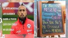 Los memes para Chile no paran a dos días del Mundial Rusia 2018