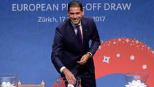 Hierro es nuevo entrenador de la Selección de España