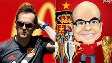 Mister Chip 'explotó' tras la salida de Lopetegui de la Selección de España