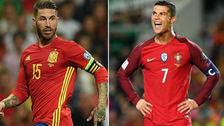 Sergio Ramos 'calentó' duelo con Cristiano Ronaldo con este comentario