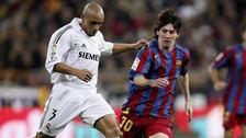"""Roberto Carlos sobre Messi: """"Si fuera brasileño, ya sería campeón del mundo"""