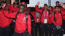 Selección Peruana llegó a Saransk para debut ante Dinamarca