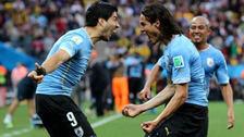 La columna vertebral de la Selección de Uruguay para Rusia 2018