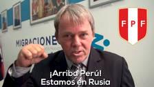 Danés nacionalizado peruano alentará a la Selección Peruana