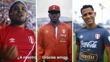 El emotivo video de Perú a un día de su debut en el Mundial