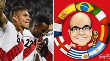 El mensaje de MisterChip por el debut de la Selección Peruana en el Mundial