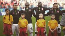 El mensaje de Edison Flores tras la derrota de Perú en el Mundial
