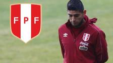El mensaje de apoyo de Carlos Zambrano a la Selección Peruana