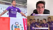 Kaká y Orlando City le desearon suerte a Yotún y a la Selección Peruana