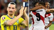 Lo dice un crack: Ibrahimovic mando un mensaje de aliento para la Selección Peruana